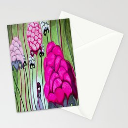 vers l avant Stationery Cards