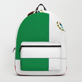 mexican's flag Backpack
