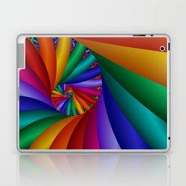 towel full of colors -4- Laptop & iPad Skin