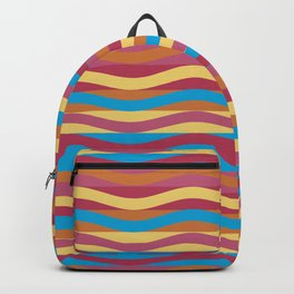Psychedelic Pattern #4 Backpack