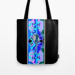 Digital Illustrations Tote Bag