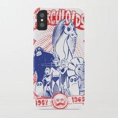 the herculoids iPhone X Slim Case