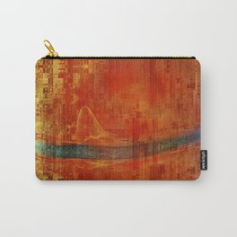 Orange Dupuis Carry-All Pouch