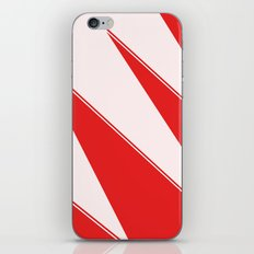 Askewed Triangles iPhone & iPod Skin