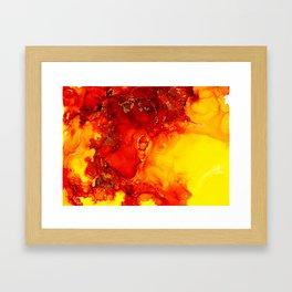 Destruction of Twilight Framed Art Print
