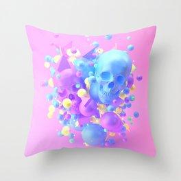 Side B Throw Pillow
