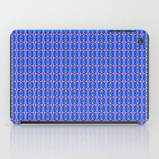 Blue Tile iPad Case