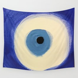 Evil Eye Wall Tapestry