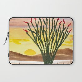 Beautiful Ocotillo 1 Laptop Sleeve