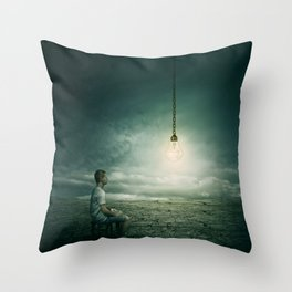 idea Throw Pillow