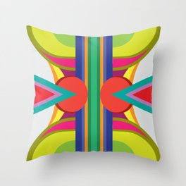 dr.04 Throw Pillow