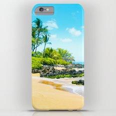 Mokapu Beach Pacific Ocean Tropical Beauty Maui Hawaii iPhone 6 Plus Slim Case