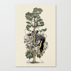Everdream Pine Canvas Print