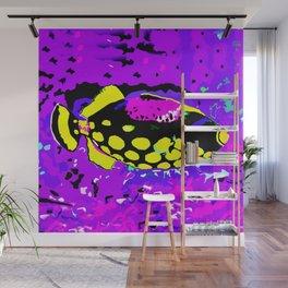 Clown Trigger Fish 2 Wall Mural