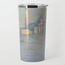 The Church of San Giorgio Maggiore, Venice Travel Mug