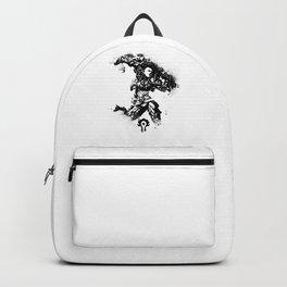 Troll Warrior Backpack