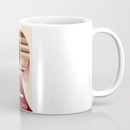 Europa Clipper Space Art poster. Coffee Mug