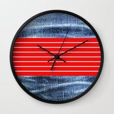 traper Wall Clock