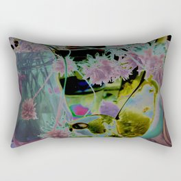 Surreal Kitchen Rectangular Pillow