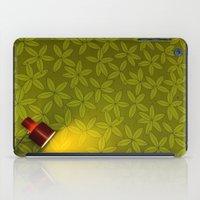 wallpaper iPad Cases featuring Wallpaper by Georgios Karamanis