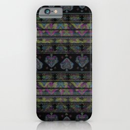 Persian Carpet  Distressed 1 iPhone Case