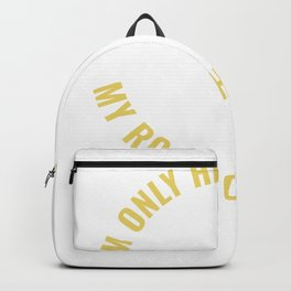 I'm Only Here Because My RC Is Charching - RC Car Drift Backpack