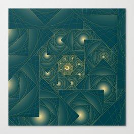 ZS AD Spiral Drift V 1.3.1.2. S6 Canvas Print