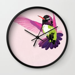 Paloma. Wall Clock