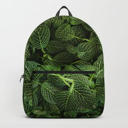 Leafs of Green (Color) Backpack