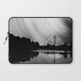 Nature lake in swabia Laptop Sleeve