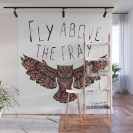 Fly Above The Fray Wall Mural