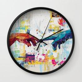 Where Creativity and Innovation Meets Technology Wall Clock