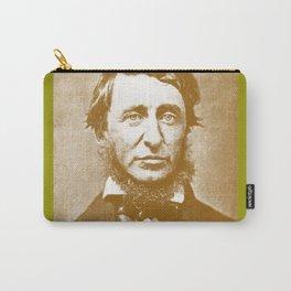 Thoreau Pillow/Thoreau Blanket/Thoreau Rug Carry-All Pouch