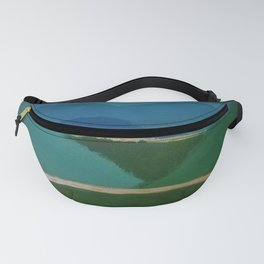 Storm over Pisgah Fanny Pack