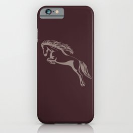 Ride On iPhone Case