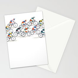 Ride to Win Stationery Cards