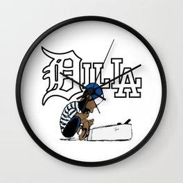 Dilla Schroeder Wall Clock