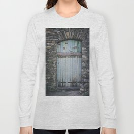 Old Blue Door II Long Sleeve T-shirt