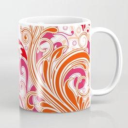Abstract Floral 23 Coffee Mug