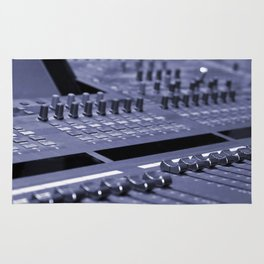 Mixing Console Rug
