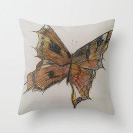 Butterfree Throw Pillow