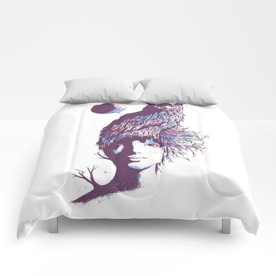 Night Watcher Comforters
