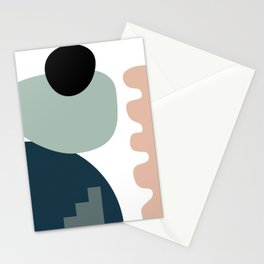 Shape study #18 - Stackable Collection Stationery Cards
