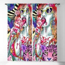 Acid Trip Blackout Curtain