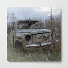 Seat 600, 2012 Metal Print