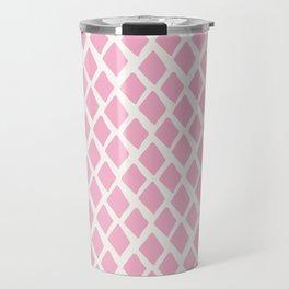 rhombic (1) Travel Mug