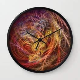 ORION 6 Wall Clock