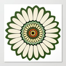 Flower 01 Canvas Print