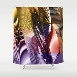 old works I Shower Curtain