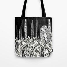 Camouflage UZU JUNGLE Tote Bag